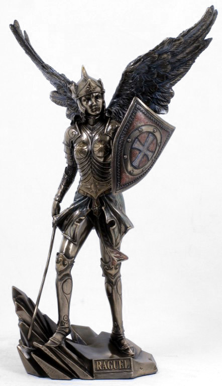 the gallery for gt angel of justice statue